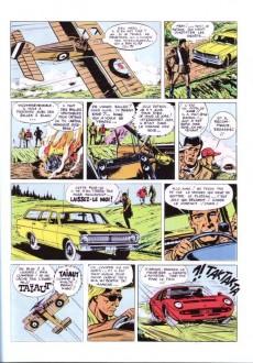 Extrait de Dan Cooper (Hors Série) -5- L'île au géants