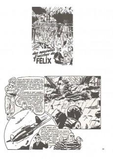 Extrait de Félix (Tillieux, Éditions Michel Deligne puis Dupuis, en couleurs) -6- Au pays du matin calme