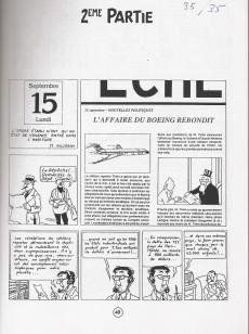 Extrait de Tintin - Pastiches, parodies & pirates -15a- L'Énigme du 3e message - 2e partie