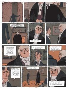 Extrait de Hermiston -1- Le juge pendeur