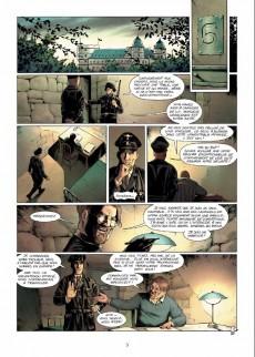 Extrait de Vikings - Les Racines de l'Ordre noir -2- Vikings 2/2