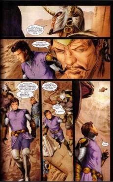Extrait de Marvel Heroes (Marvel France - 2011) -1- Les prochains vengeurs