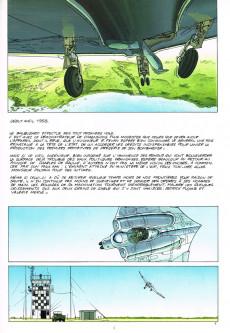 Extrait de Les ailes de Plomb -2- Le vol du Balbuzard
