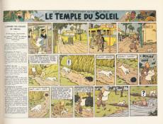 Extrait de Tintin - Divers -14- Le Temple du Soleil