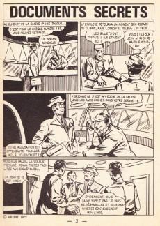 Extrait de Atome Kid (Cosmos) -8- Documents secrets