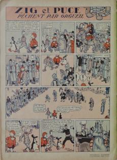 Extrait de Zig et Puce (Hachette) -7- Zig, Puce et Furette