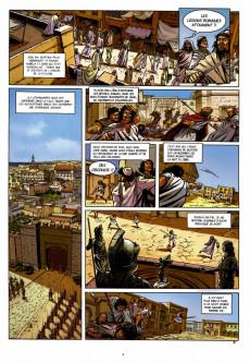 Extrait de La mémoire d'Abraham -2- Arsinoé est morte