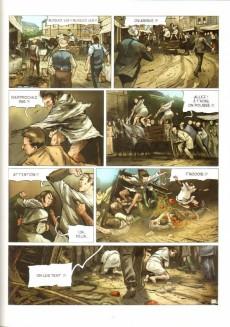 Extrait de Les carnets de Darwin -2- La mort d'une bête