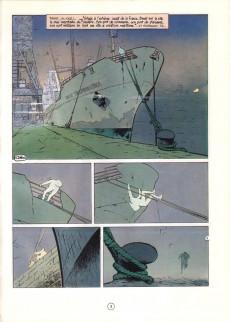 Extrait de Jérôme K. Jérôme Bloche -4a1989- Passé recomposé