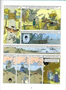 Extrait de La malédiction des sept boules vertes -4- La chasse au dragon