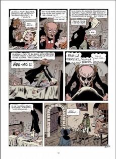Extrait de Le pygargue -1- Tueur de femmes