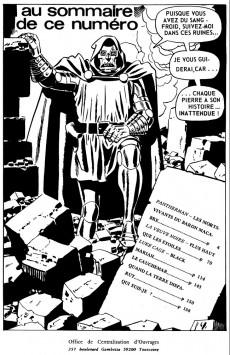 Extrait de L'inattendu (Arédit) -4- Les morts-vivants du baron Macabre