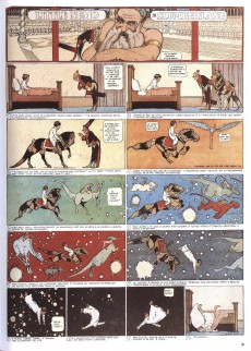 Extrait de Little Nemo in Slumberland -10- Little Nemo 1905-1914