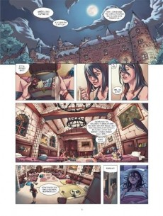 Extrait de Dragon Eternity -1- De profundis