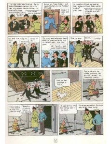 Extrait de Tintin (The Adventures of) -9e2006- The Crab with the Golden Claws