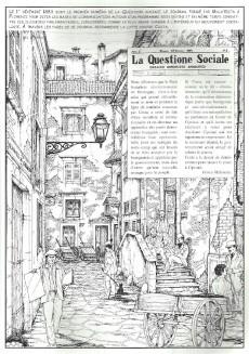 Extrait de Malatesta - Biographie en image d'une figure de l'anarchisme italien