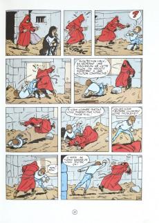 Extrait de Gil Jourdan -7a1985- Les moines rouges