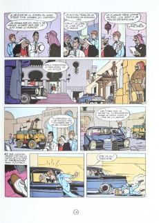 Extrait de Gil Jourdan -9b85- Le gant à trois doigts