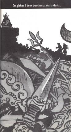 Extrait de (AUT) Cosey - Le Vol de l'aigle