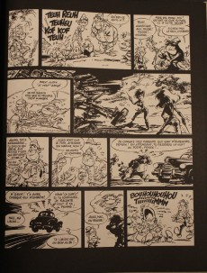 Extrait de Les innommables (Premières maquettes) -86TT- Cloaques