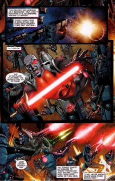 Extrait de Star Wars: Knight Errant (2010) -5- Aflame #5
