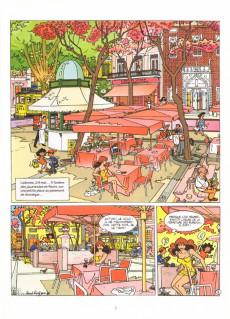 Extrait de Franka (BD Must) -15- Les Yeux du timonier
