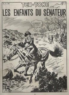 Extrait de Tex-Tone -492- Les enfants du sénateur