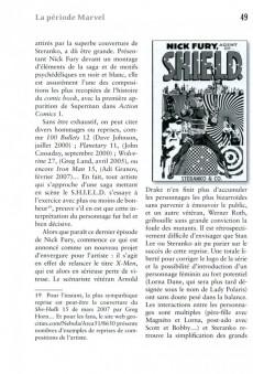 Extrait de (DOC) La Bibliothèque des miroirs - BD -1- Jim Steranko - Tout n'est qu'illusion