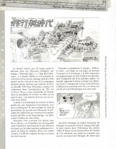 Extrait de (DOC) La Bibliothèque des miroirs - BD - Hayao Miyazaki - Cartographie d'un univers
