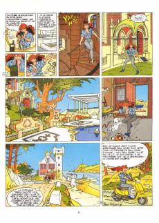 Extrait de Franka (BD Must) -14- Le Vaisseau d'or portugais