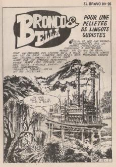 Extrait de El Bravo (Mon Journal) -95- Pour une pelletée de lingots sudistes
