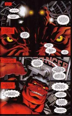Extrait de Marvel Heroes (Marvel France - 2011) -2- Ni homme ni bête