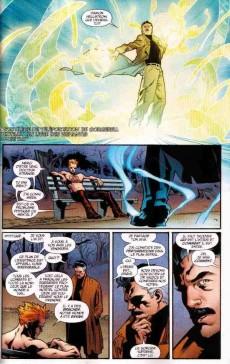 Extrait de Marvel Icons (Marvel France - 2011) -2- Éléments premiers