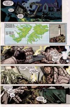 Extrait de Batman Incorporated (2011) -3- Scorpion tango