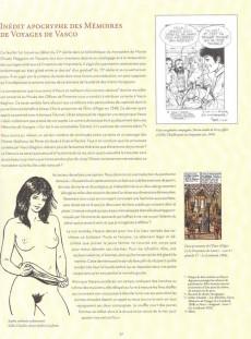 Extrait de Vasco -HS1- Les mémoires secrets de Vasco