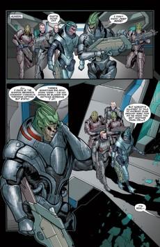 Extrait de Mass Effect: Redemption (2010) -4- Redemption #4