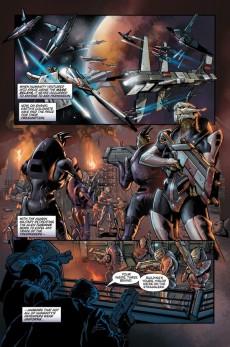 Extrait de Mass Effect: Evolution (2011) -1- Evolution #1