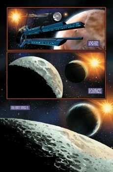 Extrait de Mass Effect: Evolution (2011) -2VC- Evolution #2