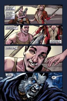 Extrait de Mass Effect: Evolution (2011) -3- Evolution #3