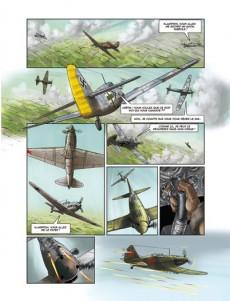 Extrait de Les enragés du Normandie-Niemen -2- L'escadrille de l'espoir
