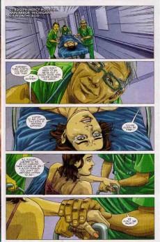Extrait de Iron Man 2.0 (2011) -1- Palmer addley is dead part one