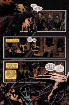 Extrait de Vampirella (2010) -2- Crown of worms part 2 : know thyself
