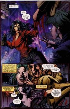 Extrait de Vampirella (2010) -3C- Crown of worms part 3 : the lesser evil