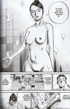 Extrait de Ikigami - Préavis de mort -8- Crime et Châtiment - Son vrai visage