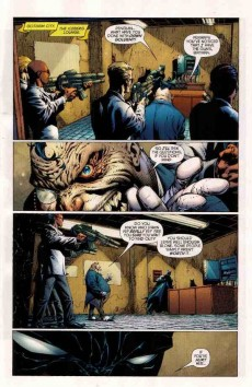 Extrait de Batman: The Dark Knight (2010) -2- Golden dawn part 2