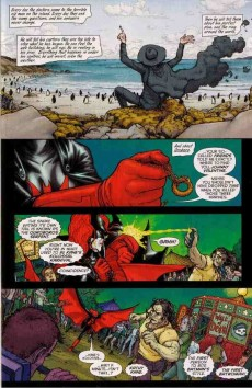 Extrait de Batman Incorporated (2011) -4- The Kane affair