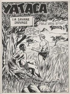 Extrait de Yataca (Fils-du-Soleil) -155- La savane sauvage