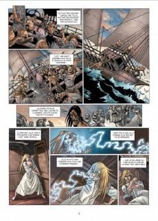 Extrait de L'Épée de Feu -2- La faiblesse de la chair