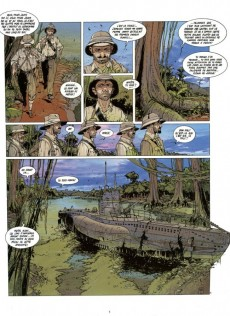 Extrait de U-Boot -1- Docteur Mengel