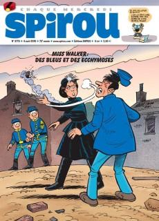 Extrait de (Recueil) Spirou (Album du journal) -316- Spirou album du journal